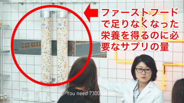 ファーストフード生活で急増する「新型栄養失調」とは?!ラストに明かされる日本の最強ファーストフードの正体とは?!