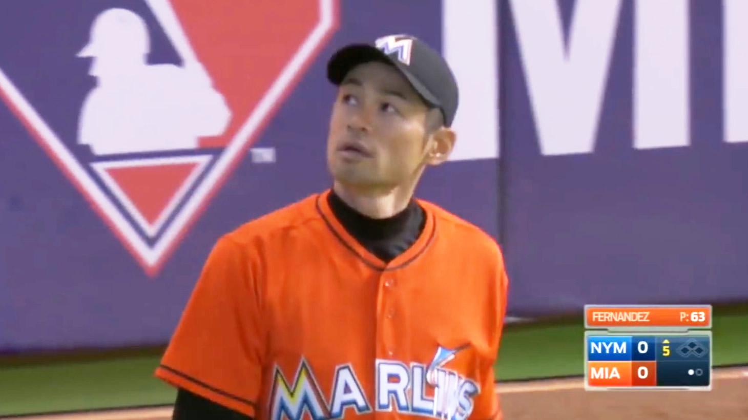 「彼は野球の神様だよ」。イチローのメッツ戦でのスーパーキャッチが海外で大絶賛!!