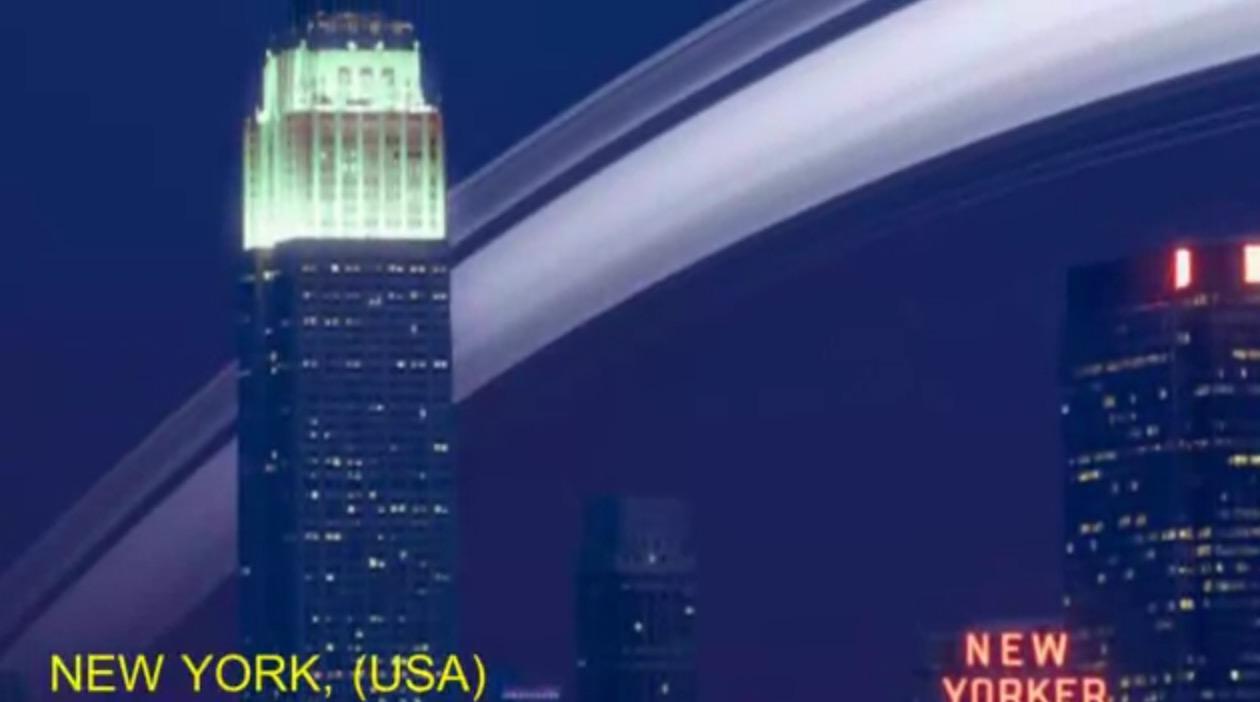 【絶景】もし地球に土星のような「輪」があったらこんな風に見える!!