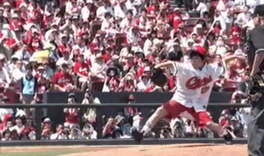人気子役の「鈴木福」くんの始球式での投球フォームがプロ級だと話題に!!