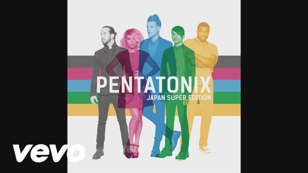 【鳥肌】グラミー賞2連覇の米アカペラグループ「Pentatonix」が日本の「Perfume」をカバー!あまりのクオリティに鳥肌!!