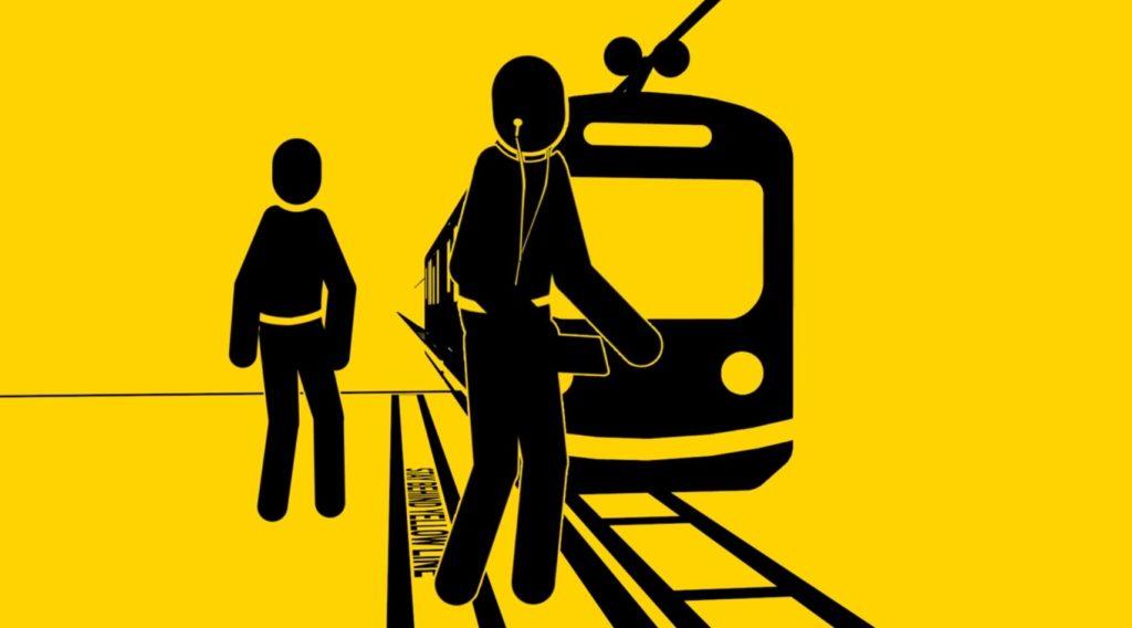 ロサンゼルスの鉄道事故の注意喚起CMが過激すぎる!!