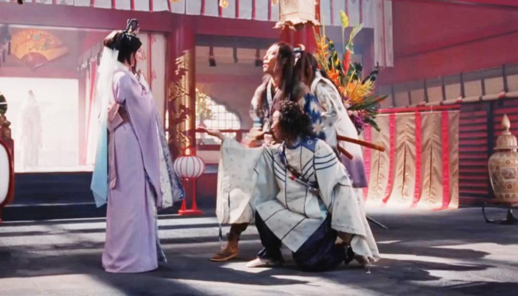 【au三太郎】まさかの一寸法師が抜け駆けでプロポーズ!以前から乙姫が好きだった浦ちゃんはどうする?!