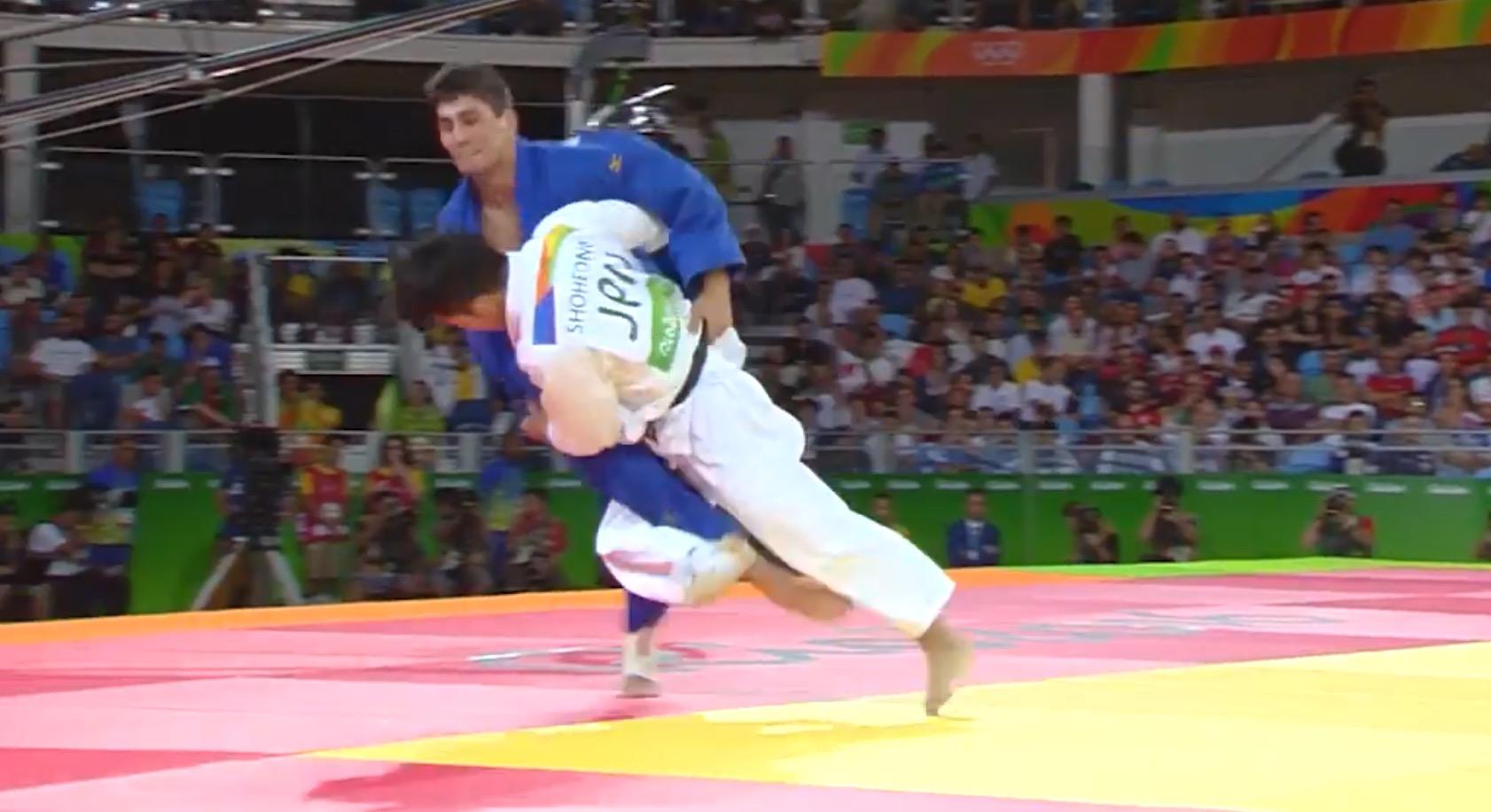 【リオ五輪】柔道・大野が圧倒的な強さで「金メダル」!あざやかな一本勝ちの瞬間!!