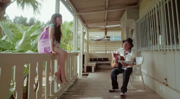 au沖縄限定CM歌の「海の声」英語バージョンが美しい!作曲者「BEGIN」の島袋優さんが登場!!