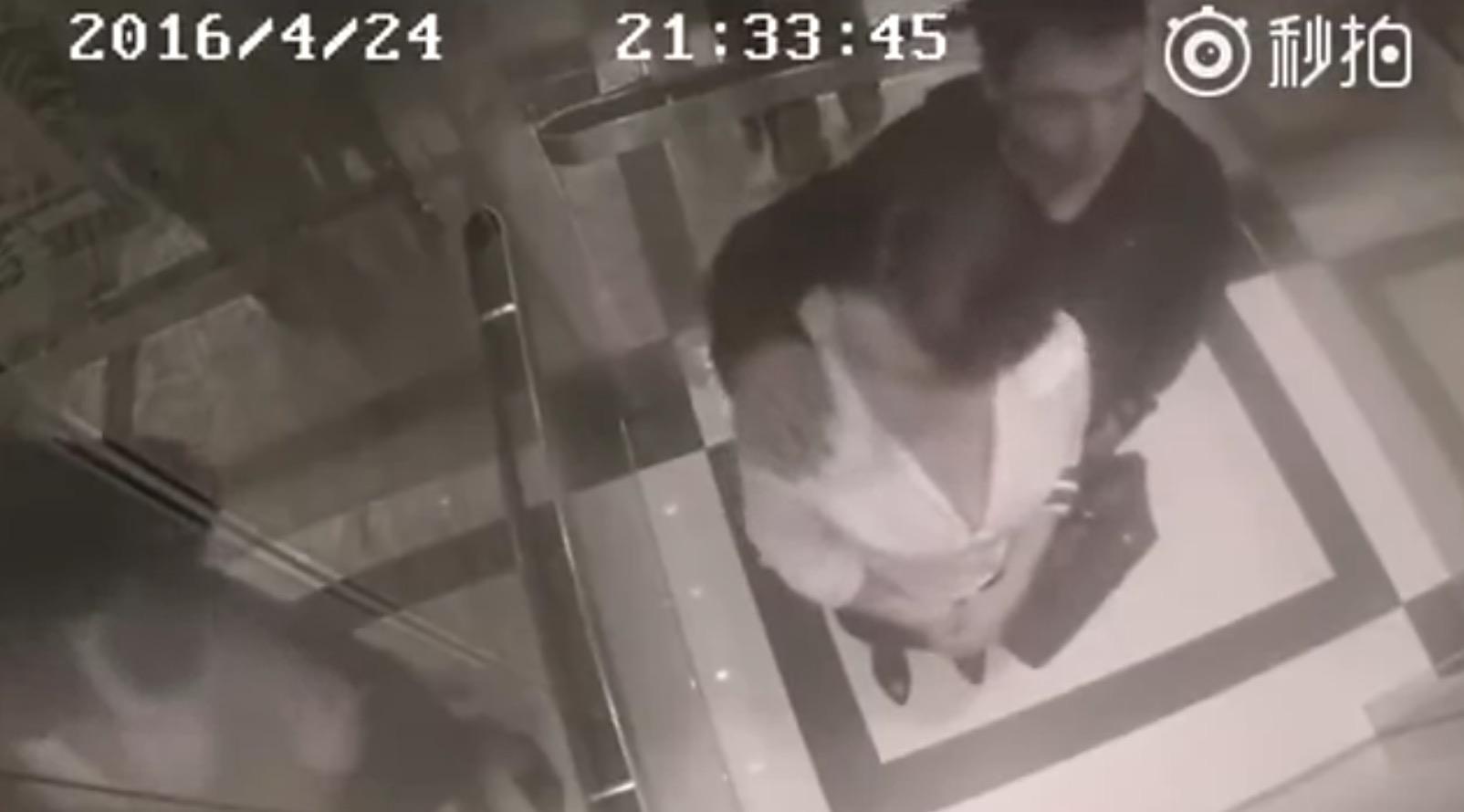 スカッとした!エレベーター内で痴漢した男、コテンパンにぶちのめされる!!