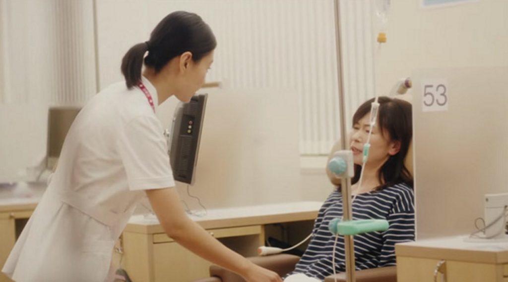 どんな時でも笑顔を絶やさない。彼女が看護師を続ける理由とは?
