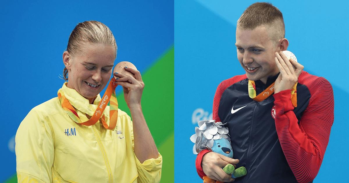 パラリンピック選手が「メダルを耳に当てる」のは、メダルの種毎に音が違うから!音はこんな感じ!!