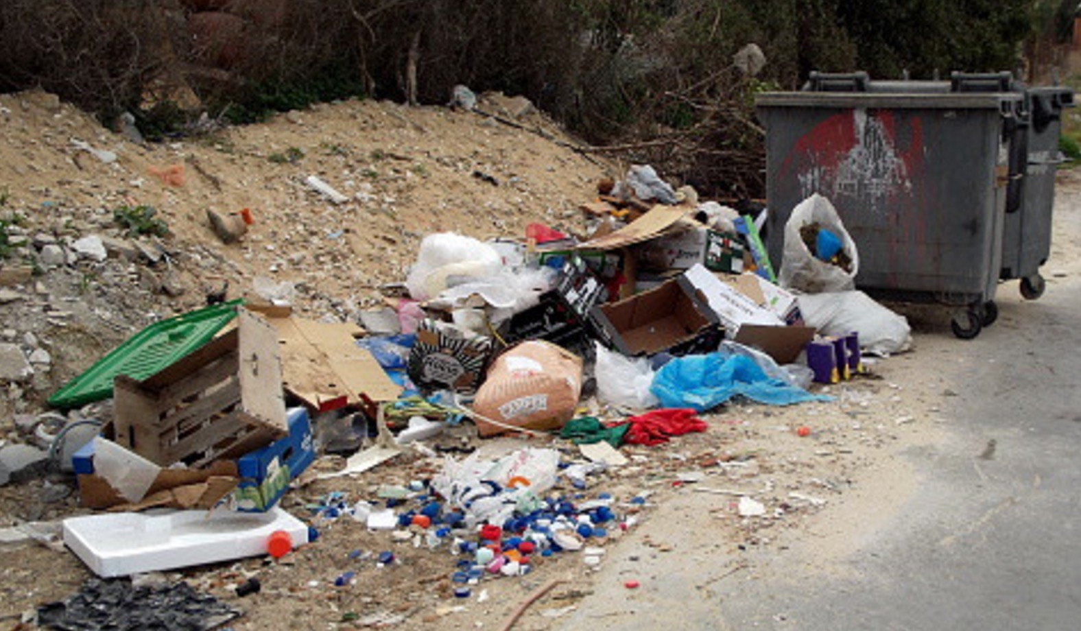森へのゴミの不法投棄に激怒した市長。その「荒療治」に廃棄業者もびっくり!!