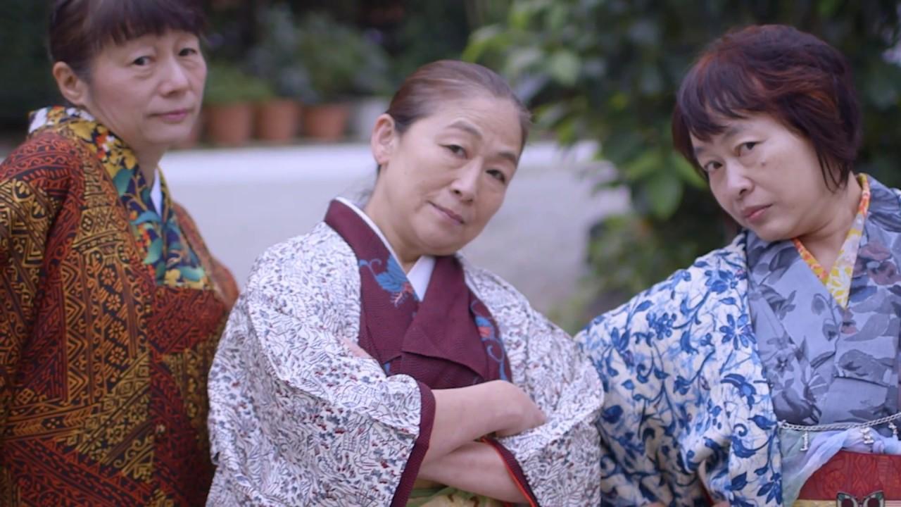 本人も絶賛!平均年齢59歳の女性たちが着物で「ブルーノ・マーズ」の曲を踊ってみた動画がかっこいい!!