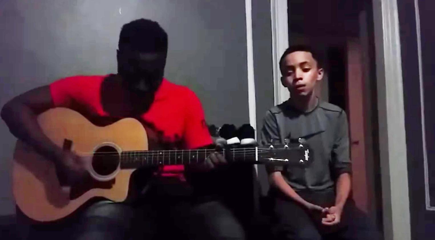 【鳥肌】開始1秒で「歌うま!」ってなる!少年のあまりの美声に鳥肌!!