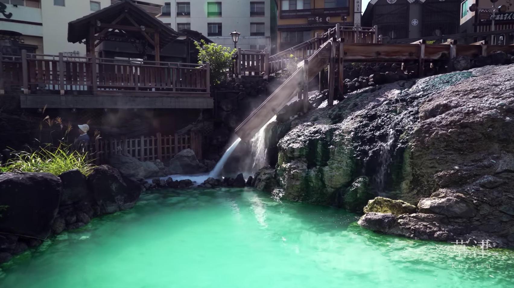 美しい「草津温泉」のPR動画が海外で大絶賛!日本に移住を決める人まで現れる