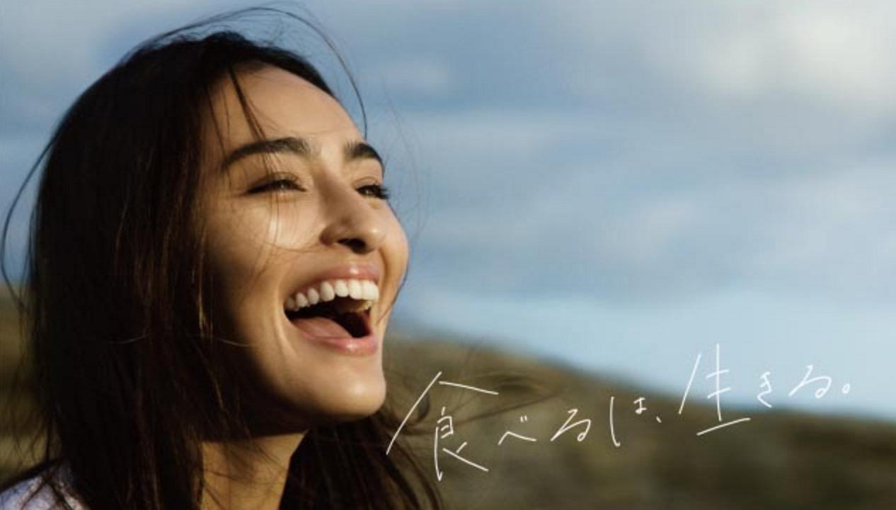 長谷川潤が『アボカド、キャーーッチ♪』「おすそわけ」に満面の笑みを浮かべる動画にキュン♡