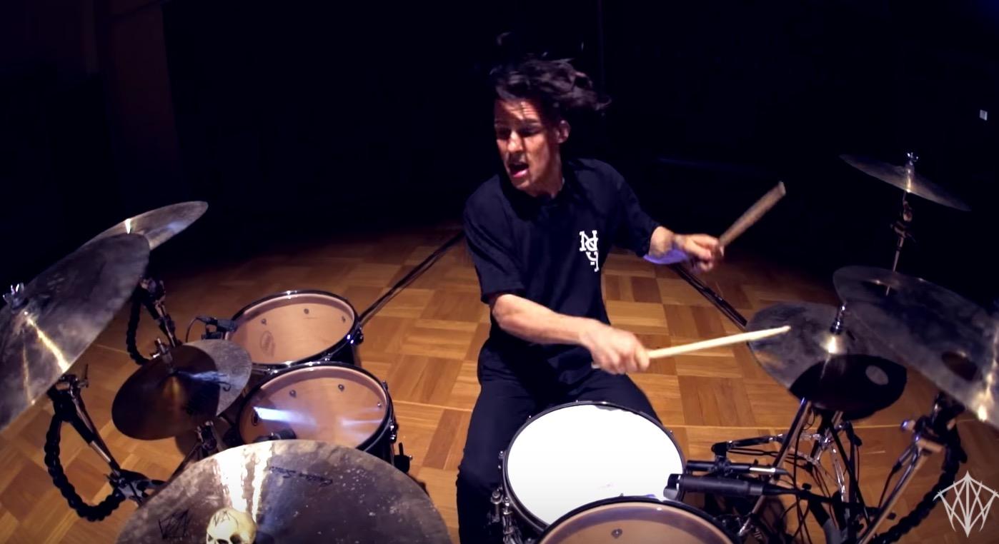 人間てここまでできるのか!ダブステップをドラムで完全再現する23歳のドラマーが凄い!