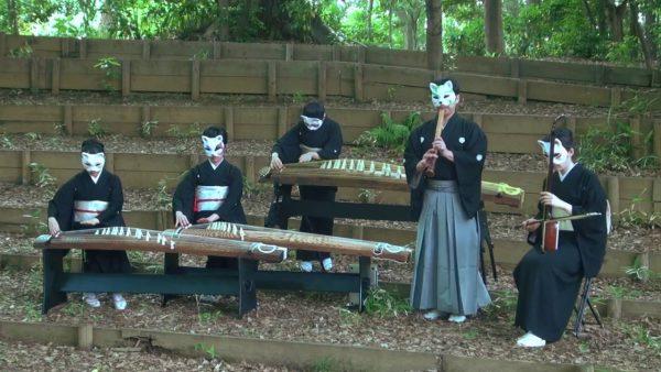「ルパン三世のテーマ」など有名曲を和楽器で演奏する集団がカッコいいと話題に!!