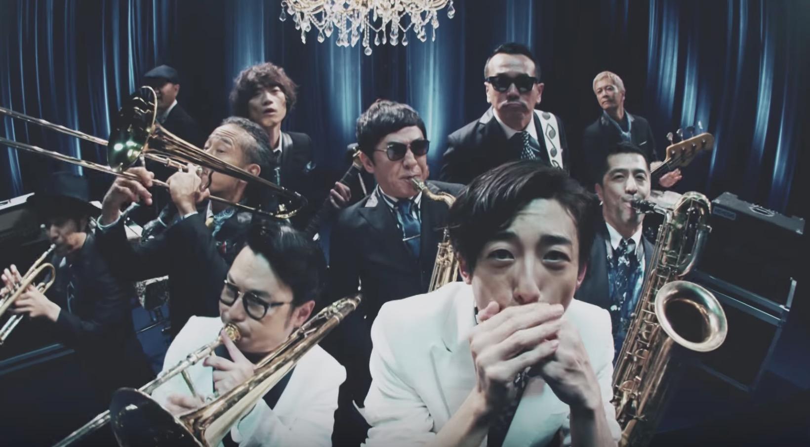 高橋一生とハマケンが東京スカパラとコラボ!カッコ良すぎる演奏に惚れた!
