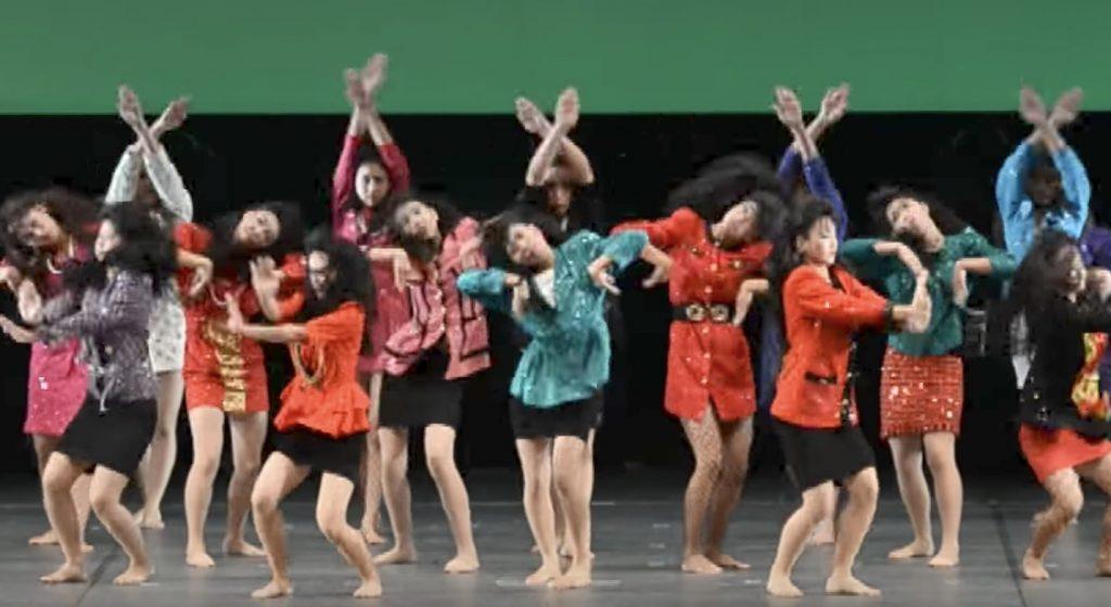 【天才的】高校ダンス選手権での準優勝高の圧倒的パフォーマンスに「笑いむせた」と話題に!しかし表現力は圧倒的!