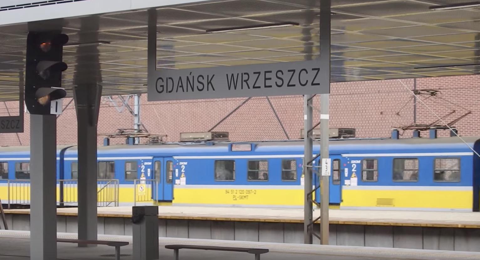 ポーランドの駅で山手線と同じメロディが流れていた!