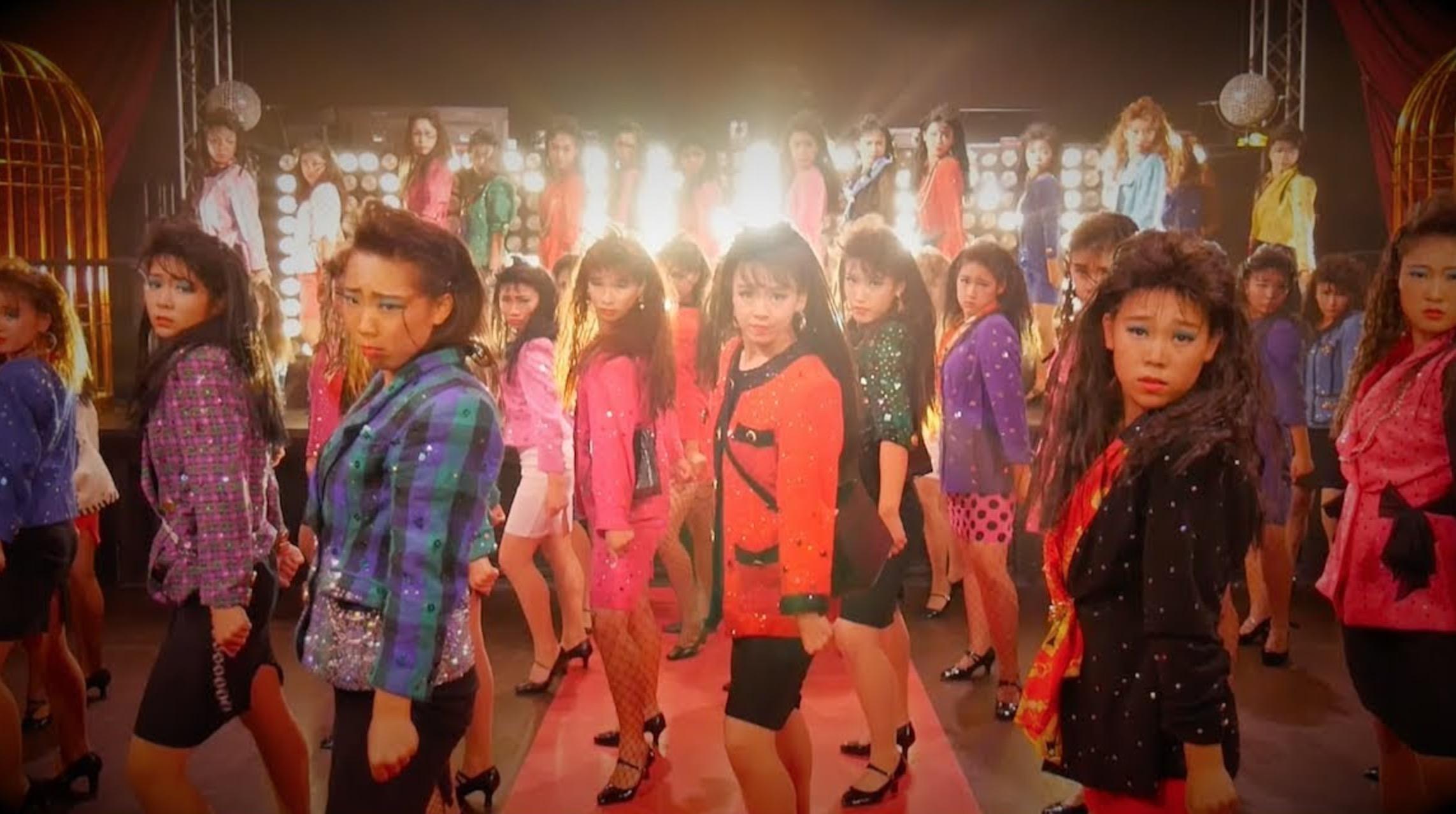 これは傑作!登美丘高校ダンス部が「バブリーダンス」のPVバージョンを公開!!