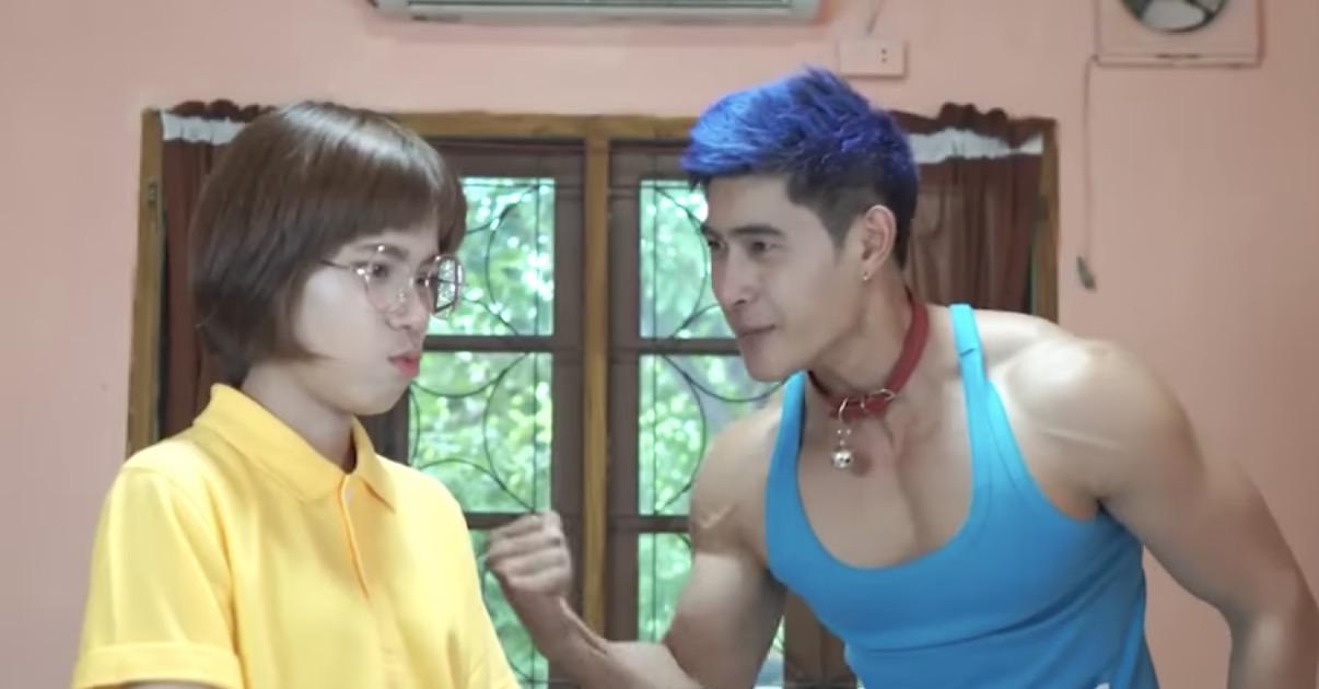【爆笑】タイで実写化された「ドラえもん」が面白すぎる笑