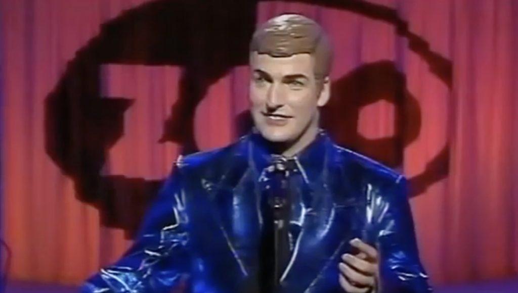 【神技】「ロボットパントマイム」一筋30年の芸人が凄いと話題に!表情や動きが人間とは思えない!
