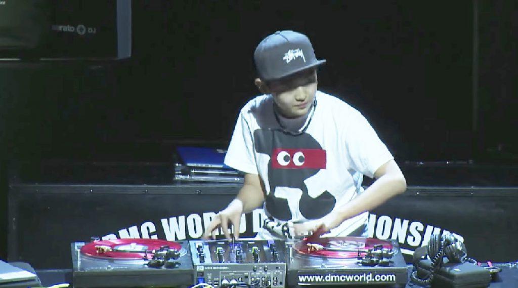 【神技】12歳の日本人少年がDJ世界一に!世界最年少を更新!