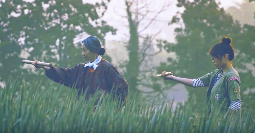 おばあさんが戦いまくる登米市のPR動画の続編が公開!相変わらずぶっ飛んでいる笑