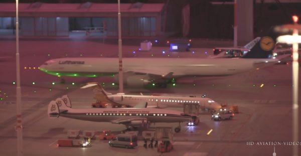 世界最大の動くミニチュア空港が凄い!スターウォーズのミレニアムファルコンも発着^ ^