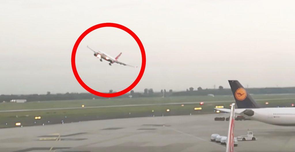 最後のフライト記念に危険飛行をしたパイロットが停職処分に!