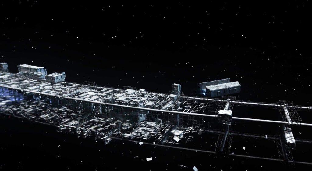 スターウォーズの「デス・スター」が2分で建造される映像がスゴい!巨大さに圧倒される!