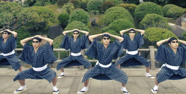 コミカルなのにキレがある!鹿児島実業の男子新体操部が「西郷どん」に扮して踊る鹿児島市のPR動画が公開!