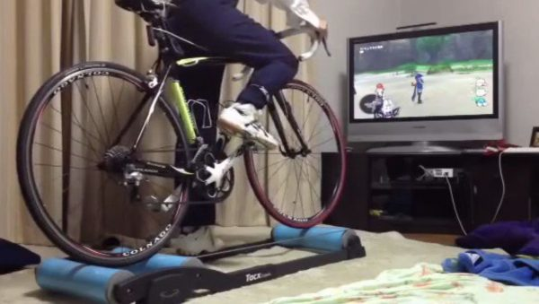 ゲーム廃人が寝落ち対策で自転車を漕いでいたら、レースで優勝したりアンデス山脈3,000kmを走破するレベルに!