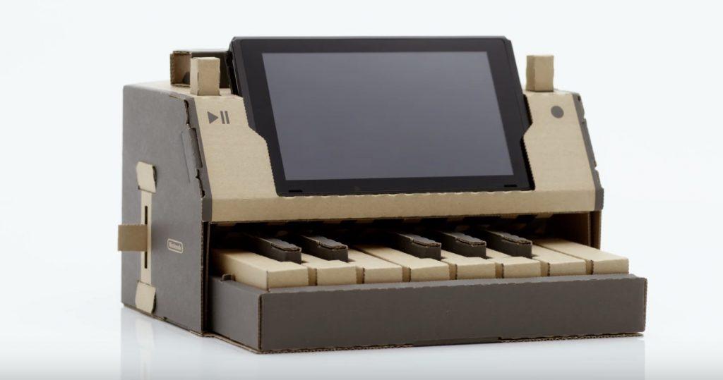 ダンボール製コントローラーを自分で組み立てて「Nintendo Switch」を遊び倒せる画期的なキットが公開!凄いと話題に!