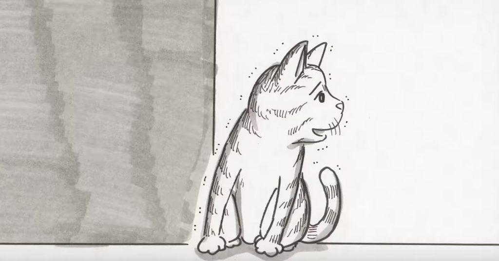 疲れた時も笑顔で迎えてくれた愛猫。しかし笑顔とは裏腹に愛猫は日に日に弱っていた