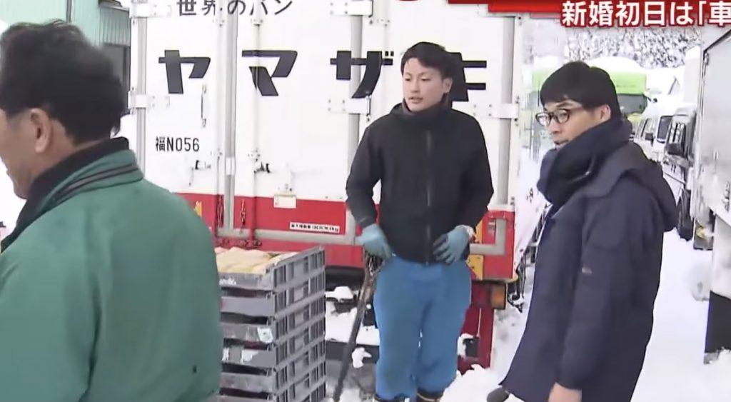 【福井】極寒の中立ち往生した人々に「山崎製パン」や「餃子の王将」が無料配布する温かい対応!