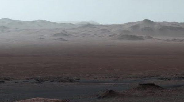 【初公開】NASAが火星のパノラマ映像を初公開!臨場感がスゴい!