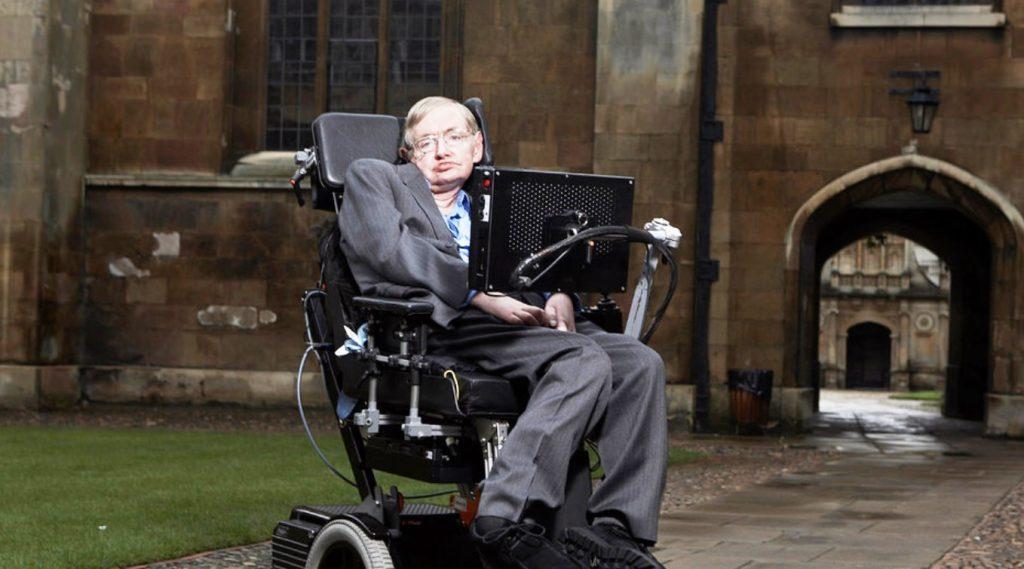 【速報】天才宇宙物理学者のスティーブン・ホーキング博士が76歳で死去。