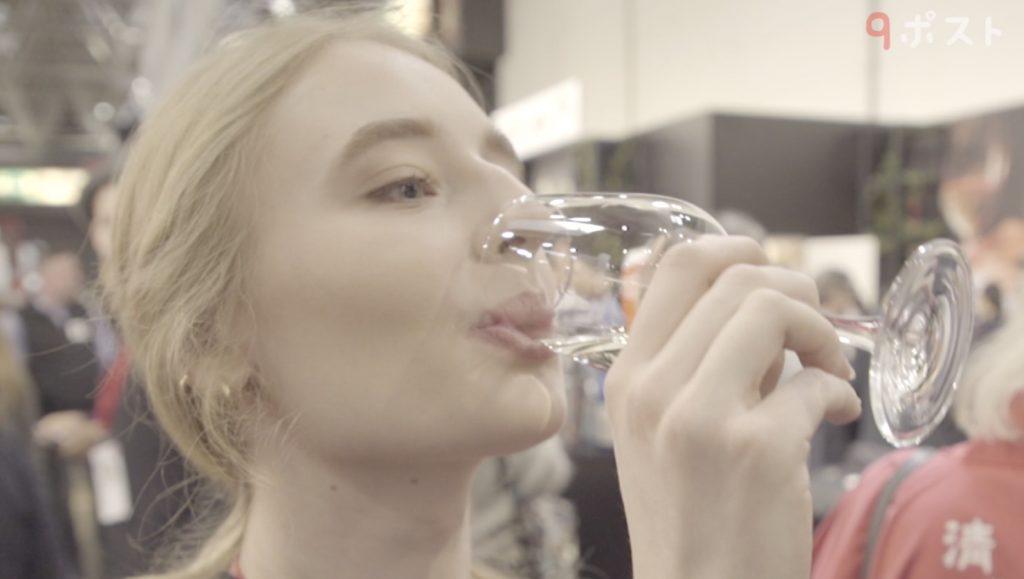サッポロビールが「ワイン」で世界に挑戦!日本のワインを飲んだ人々の反応は...
