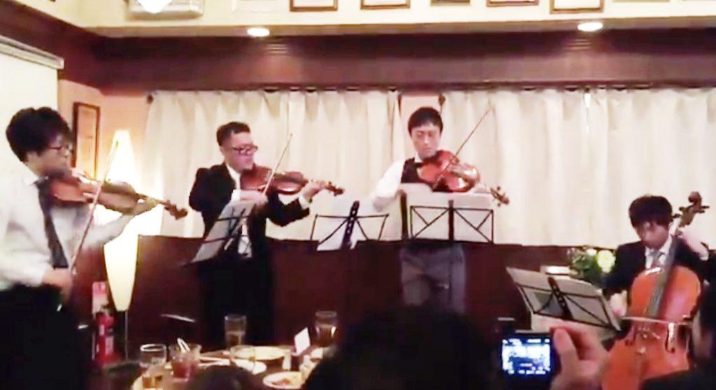 【鳥肌】本気すぎる「サザエさん」エンディングの弦楽四重奏が話題に!