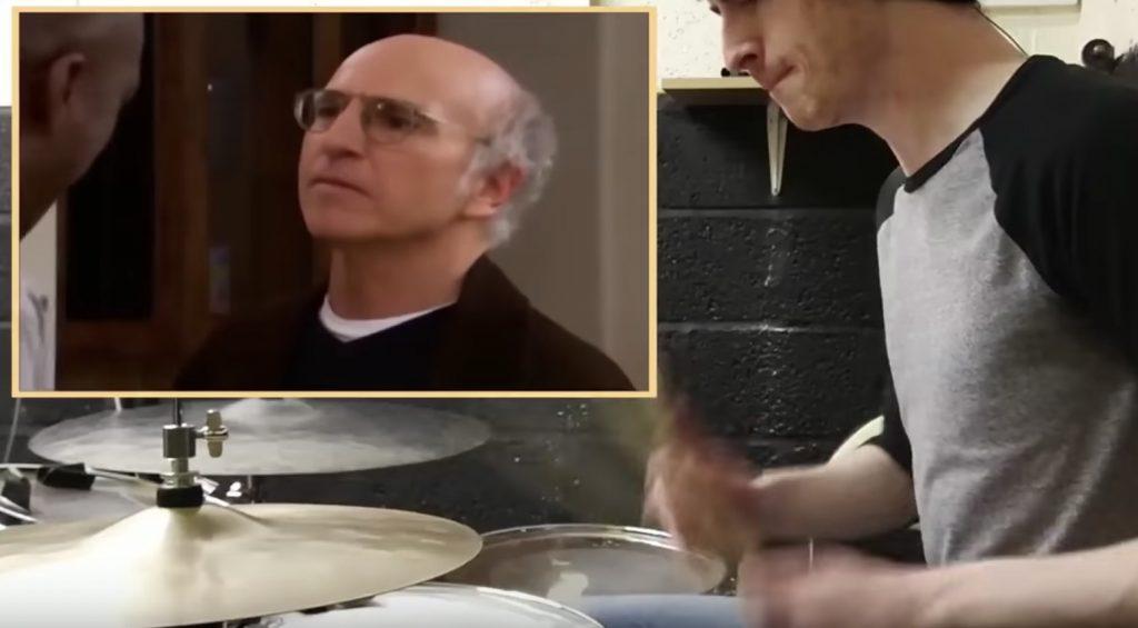 【神業】ドラマの喋っているシーンにドラム演奏を合わせたら、かっこいいラップミュージックになった!