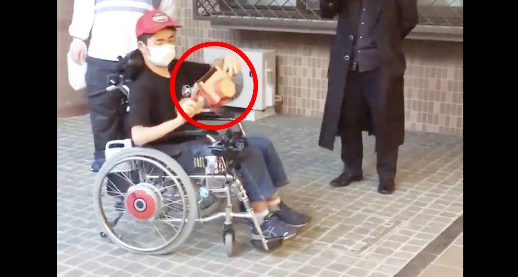 こんなことまで出来るの?!世界初ニンテンドーラボで操作する「車椅子」を日本の会社が作った!