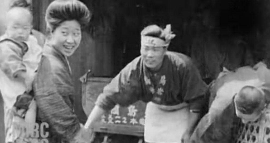 約90年前の京都の音声付き映像がすごい!クリアな音声で、まるで昨日のことのような臨場感!