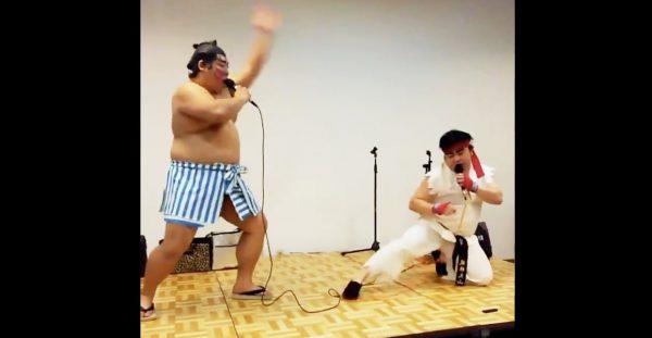 声で効果音を再現する「ストツー」モノマネの再現度が高すぎる!お笑いコンビ「NOモーション。」によるパフォーマンス!