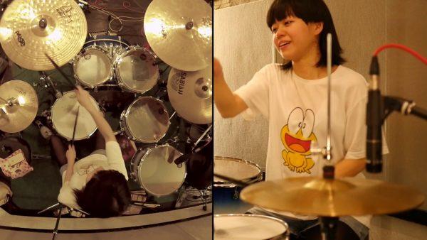 X JAPANの「紅」「Silent Jealousy」の完コピ演奏のクオリティが凄い!特にドラムは圧巻!