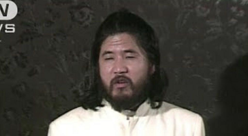 【速報】オウム真理教・麻原彰晃(松本智津夫)死刑囚の死刑が執行される!