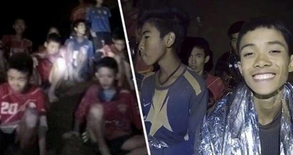 【速報】タイの洞窟に閉じ込められた13人全員が無事救助完了!