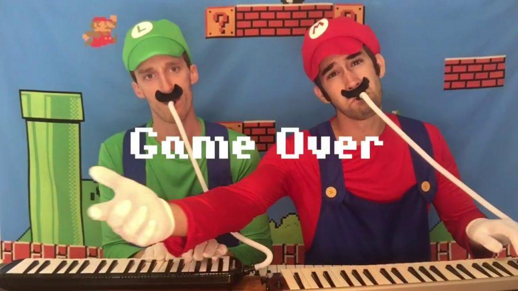 【鳥肌】鍵盤ハーモニカで「スーパーマリオ」を演奏したクオリティが凄い!「再現度が高すぎる!」などの声