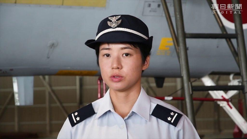航空自衛隊に、初の女性戦闘機パイロットが誕生!「小さい頃からの夢だった」