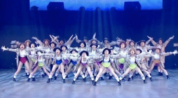「バブリーダンス」の登美丘高校ダンス部が2連覇!今年は「色男ダンス」でキレキレのパフォーマンス!