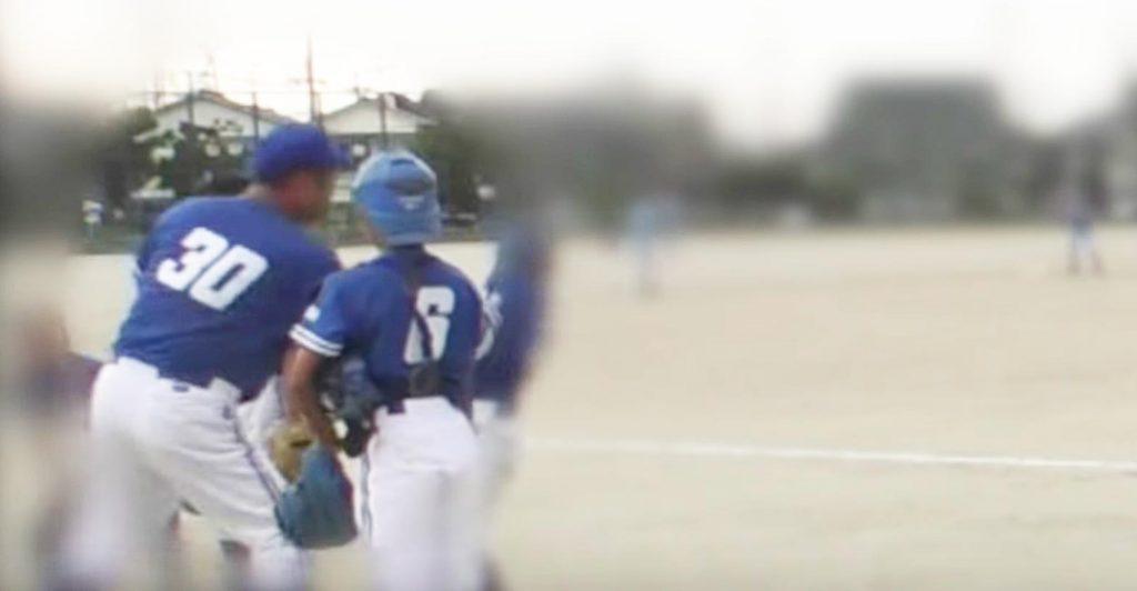 少年野球の監督が小学生に鉄拳制裁する動画が撮影され物議!「八つ当たりしているようにしか思えなかった」と撮影者
